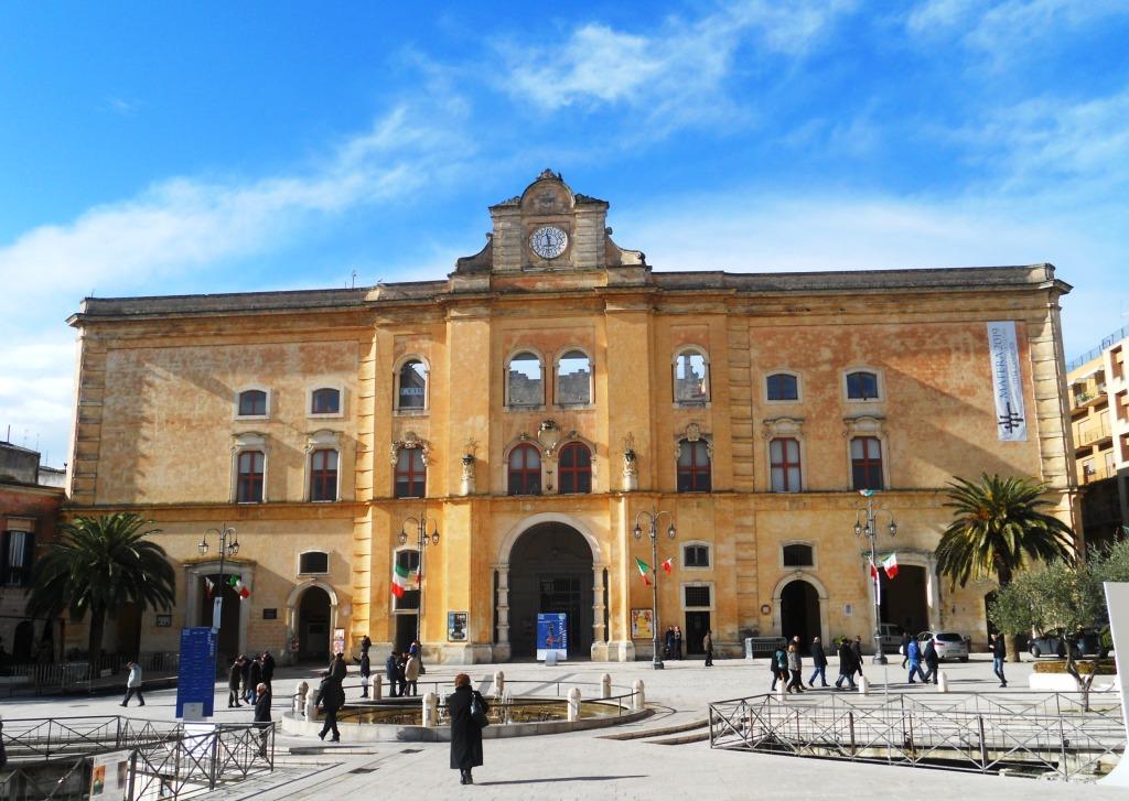 Ipogei di Piazza Vittorio Veneto - Centro storico di Matera