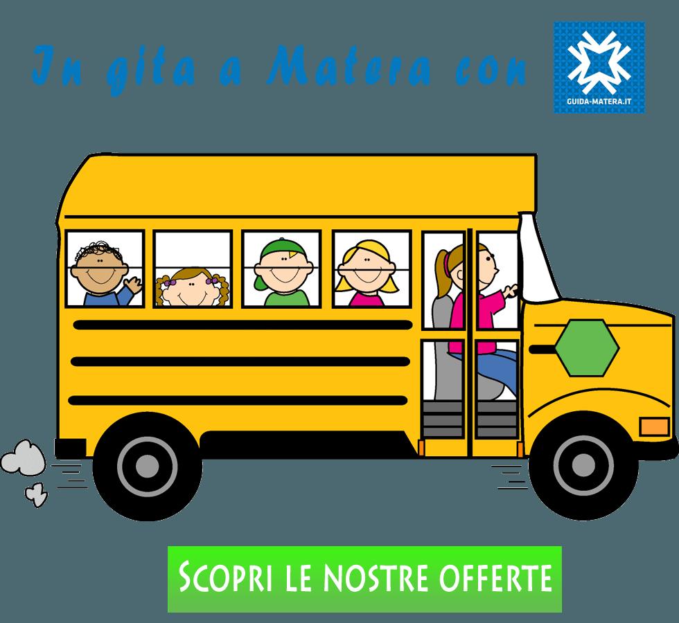Viaggi di istruzione a Matera