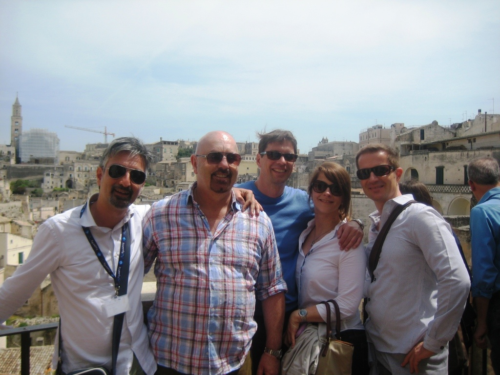 Rainer and his friends from Munich (Ger)