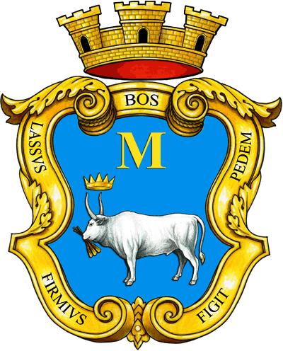 Matera's emblem