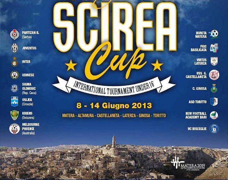 Scirea Cup 2013 manifesto