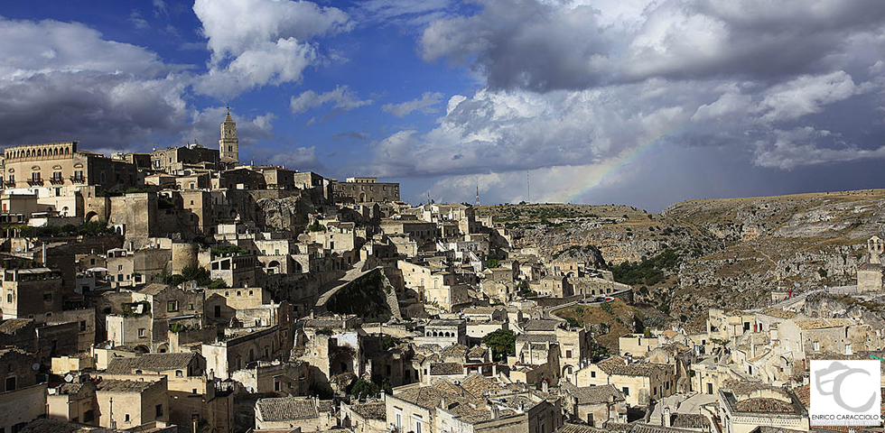 """Among the cities where I've been, Matera is the one that smiles to me more, that I still see better though a veil of poetry and melancholy."" – Giovanni Pascoli"