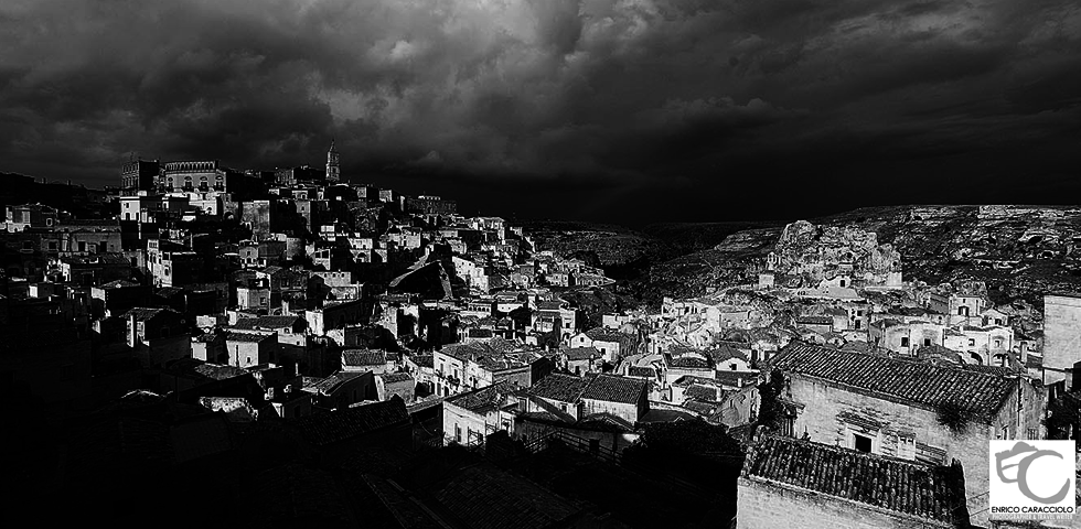 """Anybody sees Matera, inevitably gets amazed: its aching beauty is so expressive and touching."" – Carlo Levi"
