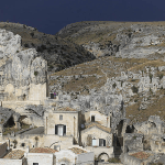 """Shooting in Matera give a movie a particular sense of history, nothing is more authentic than Matera, its dwellings and its street."" - Mel Gibson"