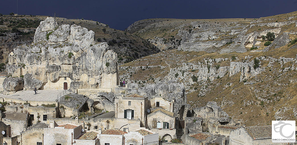 """Shooting in Matera give a movie a particular sense of history, nothing is more authentic than Matera, its dwellings and its street."" – Mel Gibson"