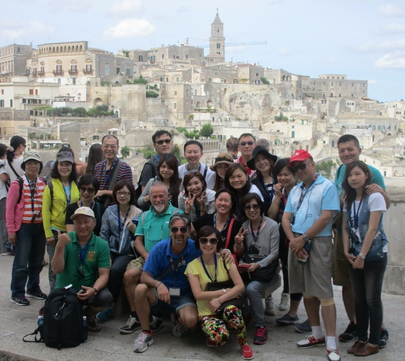 Around the world in a month? In October in Matera you can
