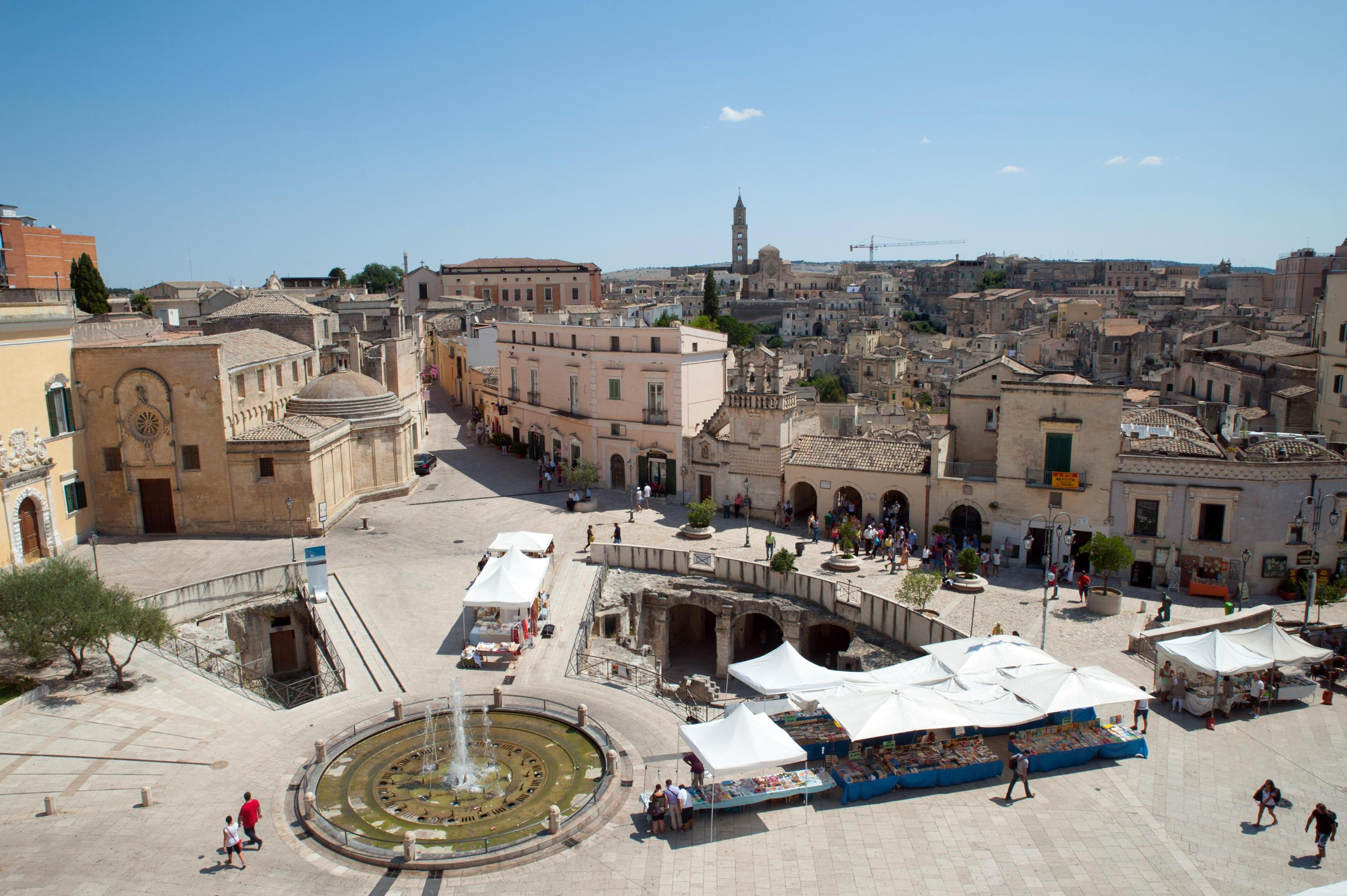 See you in Matera sooner or later…