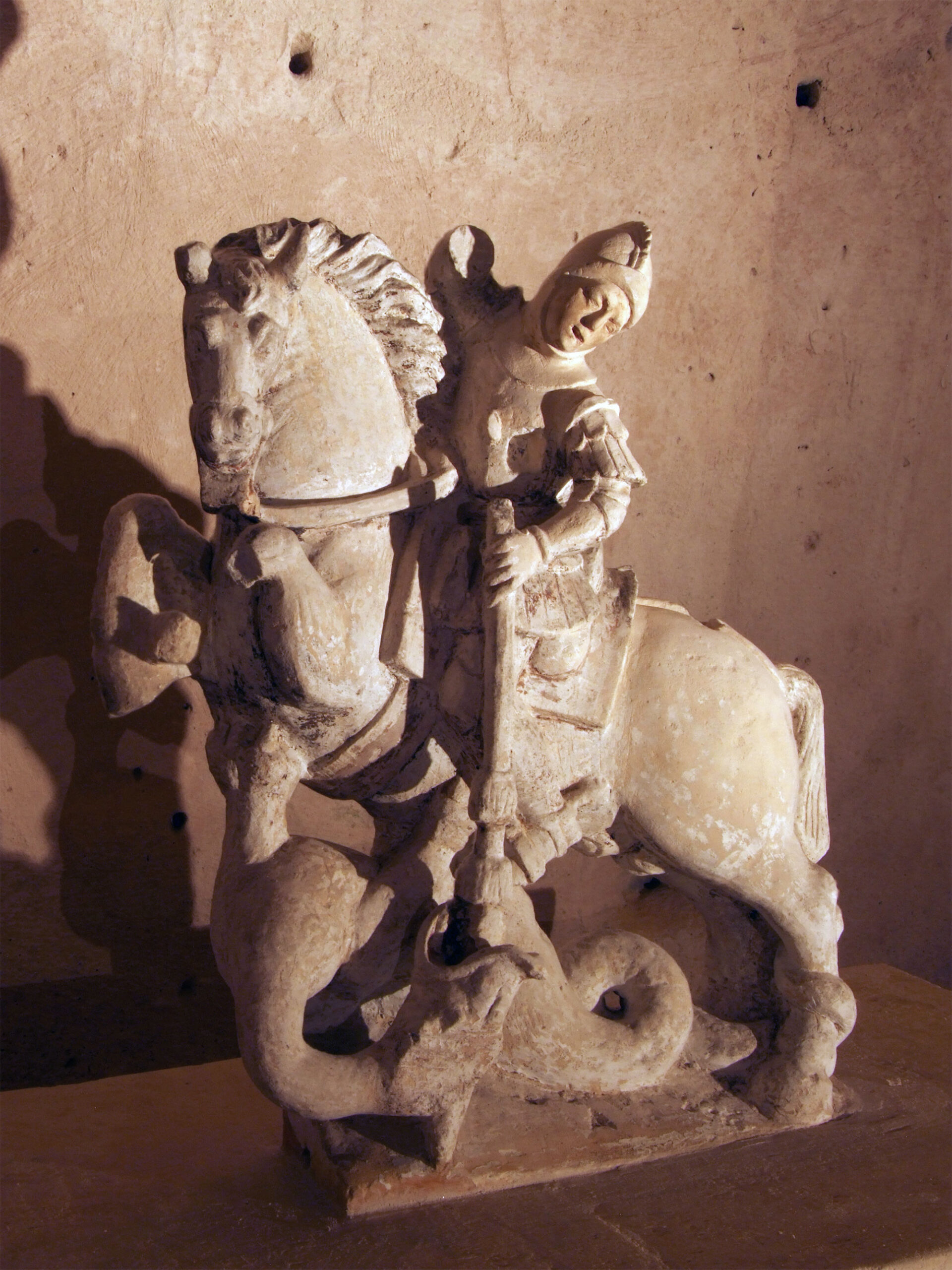 Scultura di Angelo Palumbo
