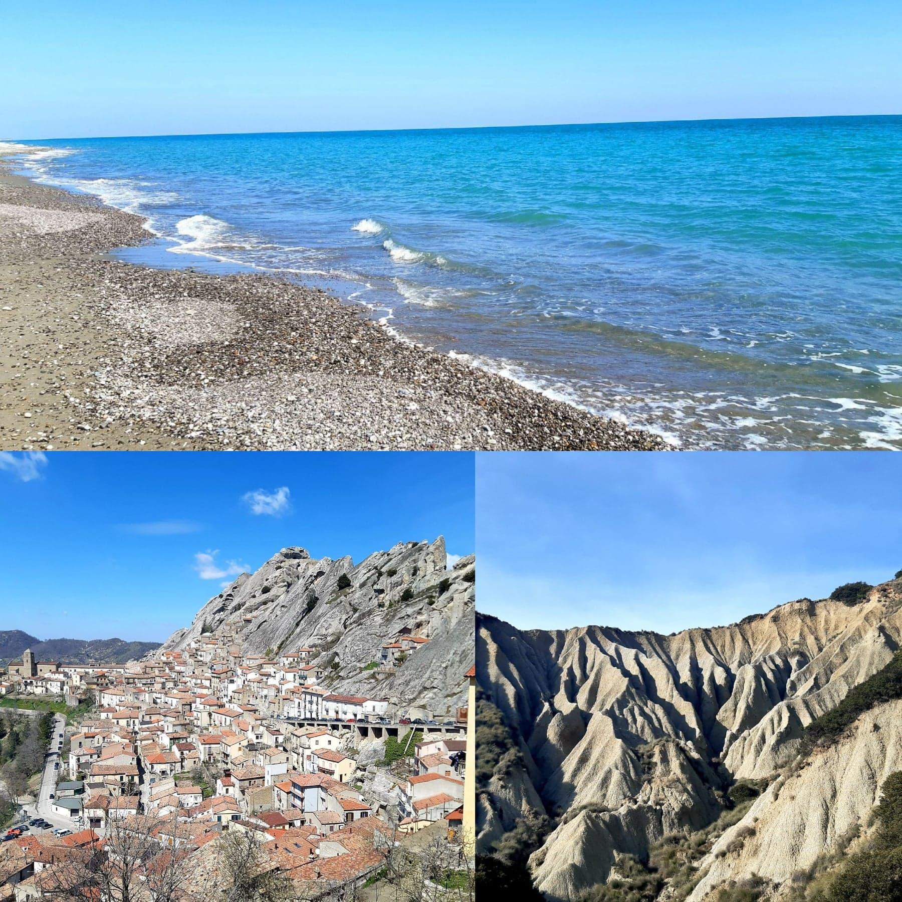 Landscapes of Basilicata