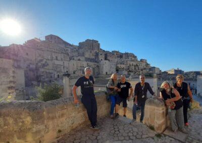 Gruppo di amici di Roma