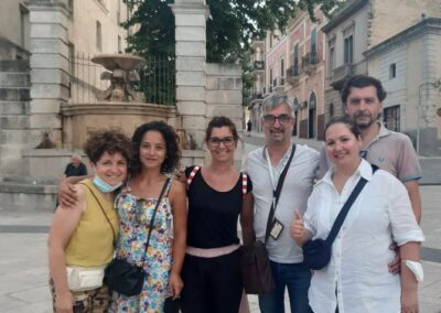 Group of friends from Modena