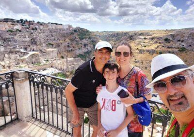 Family from Alessandria